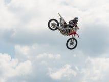 Saltatore di stile libero Fotografia Stock Libera da Diritti