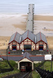 Saltburn Pier Royalty Free Stock Image