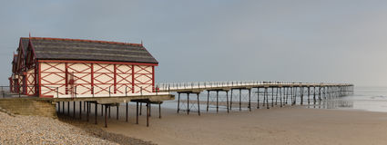 Saltburn Pier - North Yorkshie - UK Royalty Free Stock Photos
