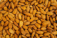 Salted almond Royalty Free Stock Photography