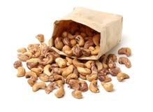 Free Salted Cashew Nut Stock Image - 130272841