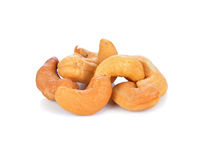 Salted cashew nut Royalty Free Stock Photography