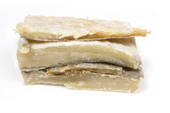 Salted cod fish Royalty Free Stock Photos