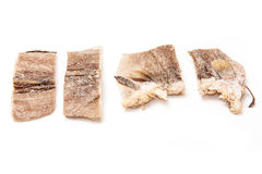 Salted cod  Stock Photography