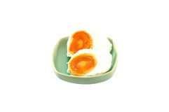 Salted duck egg Royalty Free Stock Photo