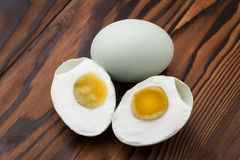 salted duck egg Stock Image