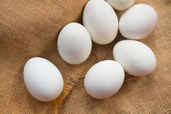Salted duck egg preserved food Stock Photo