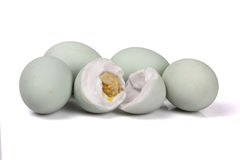 Salted duck eggs Royalty Free Stock Photography