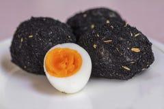 Salted egg Stock Image