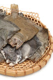 SALTED FLOUNDER Stock Images