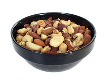 Salted Nuts Stock Photos