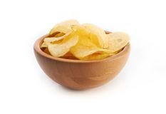 Salted party snacks Royalty Free Stock Images