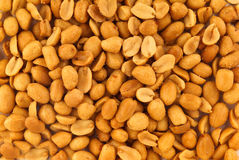 Salted peanuts Royalty Free Stock Photography