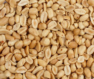 Salted peanuts Royalty Free Stock Photo