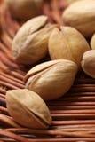 Salted pistachio Stock Photo