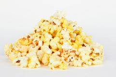 Salted popcorn Royalty Free Stock Photo