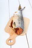 Salted red fish Stock Image