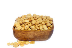 Free Salted, Roasted, Peanuts. Royalty Free Stock Photo - 47811945