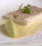 Salted Sea Bass Royalty Free Stock Photography