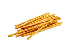 Salted sticks Royalty Free Stock Photography