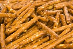 Salted sticks Stock Image