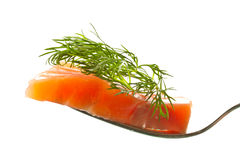 Salted trout Stock Images