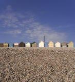 Salterton jurásico del budleigh de la costa de Inglaterra Devon Foto de archivo libre de regalías