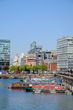 Salthouse Dock, Liverpool. Stock Photo