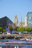Salthouse Dock, Liverpool. Stock Photography