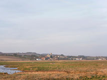Salthouse Village Royalty Free Stock Photo