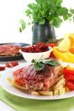 Saltimbocca Stock Images