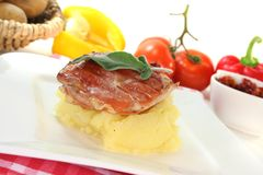 Saltimbocca Royalty Free Stock Image