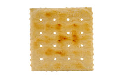 Saltine Cracker Royalty Free Stock Image