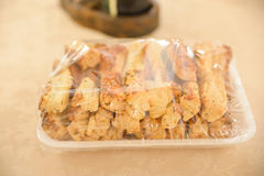 Saltine crackers Stock Images