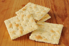 Saltine Crackers Stock Photos