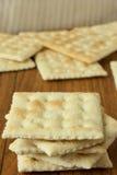 Saltine Crackers Stock Images