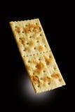 Saltine del cracker fotografia stock libera da diritti