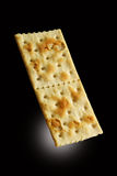 Saltine van de cracker Royalty-vrije Stock Foto