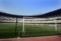 Saltlake Stadium in Kolkata Stock Image