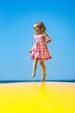 ¡Salto! fotos de archivo libres de regalías