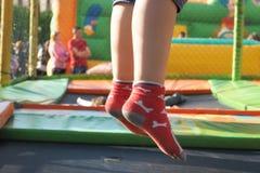 salto Foto de archivo