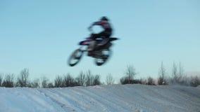 Salto alto da motocicleta filme