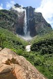 Salto Angel, Venezuela royalty free stock photos