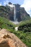Salto anioł, Wenezuela Zdjęcia Royalty Free
