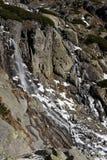 Salto da cachoeira Imagem de Stock Royalty Free