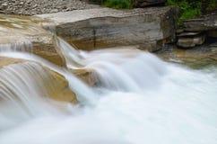 Salto de água Fotografia de Stock Royalty Free
