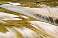 Salto de água Foto de Stock
