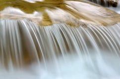 Salto de agua Foto de archivo libre de regalías