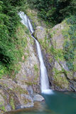 Salto de Dona Juana Waterfall, Orocovis, Porto Rico Fotografia de Stock Royalty Free