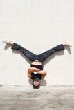 Salto de la cadera Foto de archivo libre de regalías